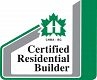Certified  Residential Builder BCCHBA